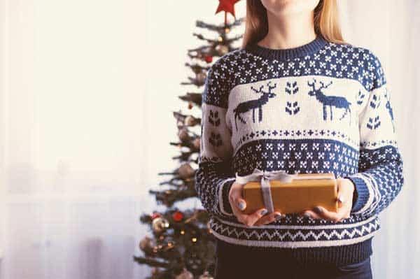 Wintermode zu Weihnachten verschenken